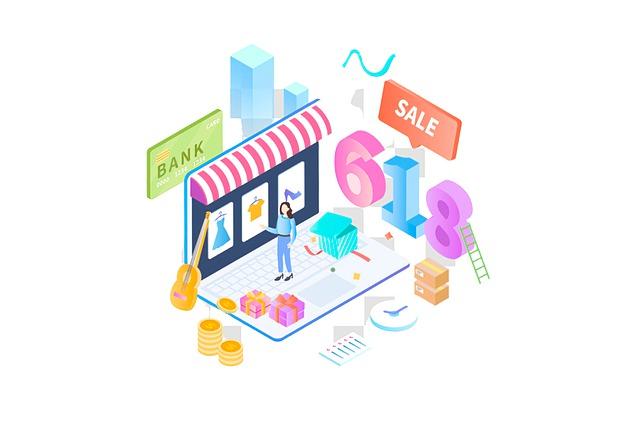 elektronický obchod s oblečením