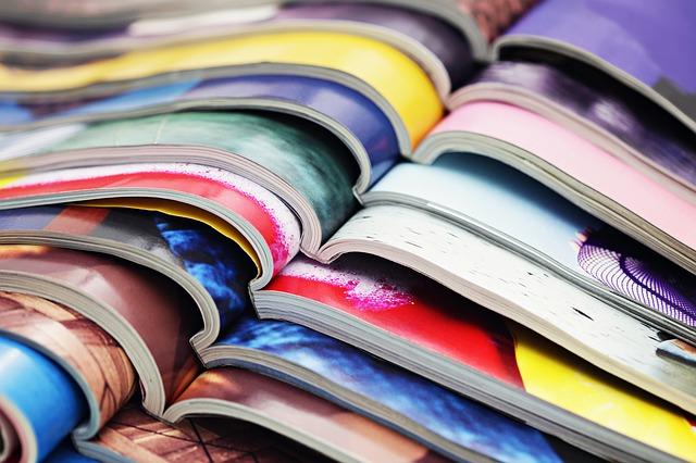 otevřené časopisy